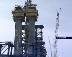 Мост на Русский станет  мировым рекордсменом