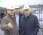 Губернатор Сергей Дарькин осмотрел строящиеся к Саммиту АТЭС объекты