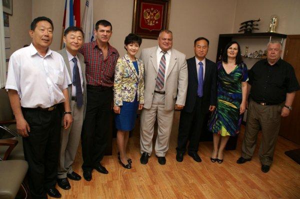 В Находке прошли переговоры с южно-корейской делегацией