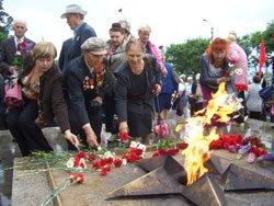 В Находке состоялся городской митинг, посвященный 69-й годовщине со дня начала Великой Отечественной войны