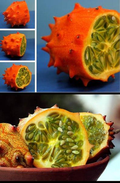 Экзотические фрукты и овощи со всего мира