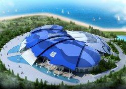 Океанариум на острове Русском планируется сдать в эксплуатацию в 2011 году
