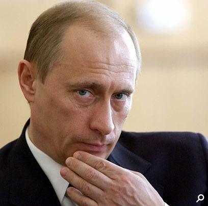 Путин не курит