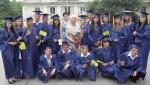 Торжественное вручение дипломов - 2010