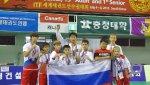 Пять спортсменов-пять медалей