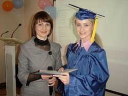Вручены дипломы заочникам ИТИБА
