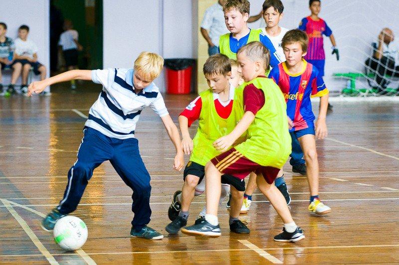 Мини футбол в школу фото